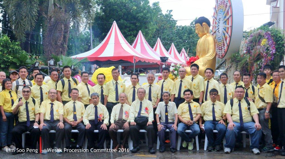 Wesak Day Procession 082