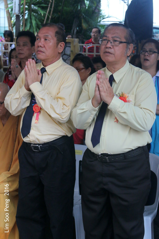 Wesak Day Procession 120