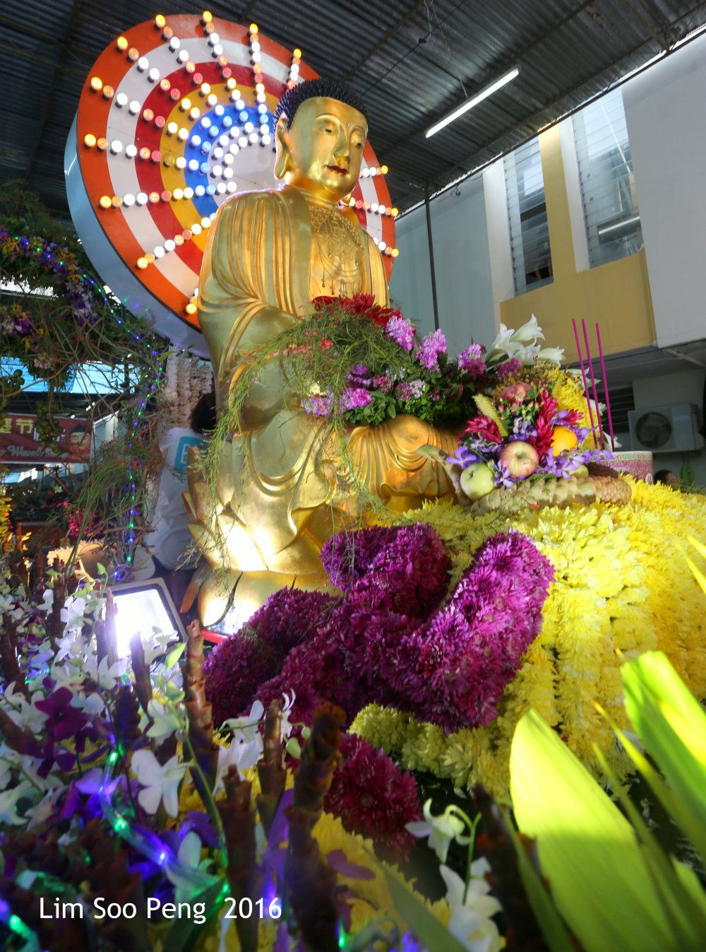 Wesak Eve Night 100