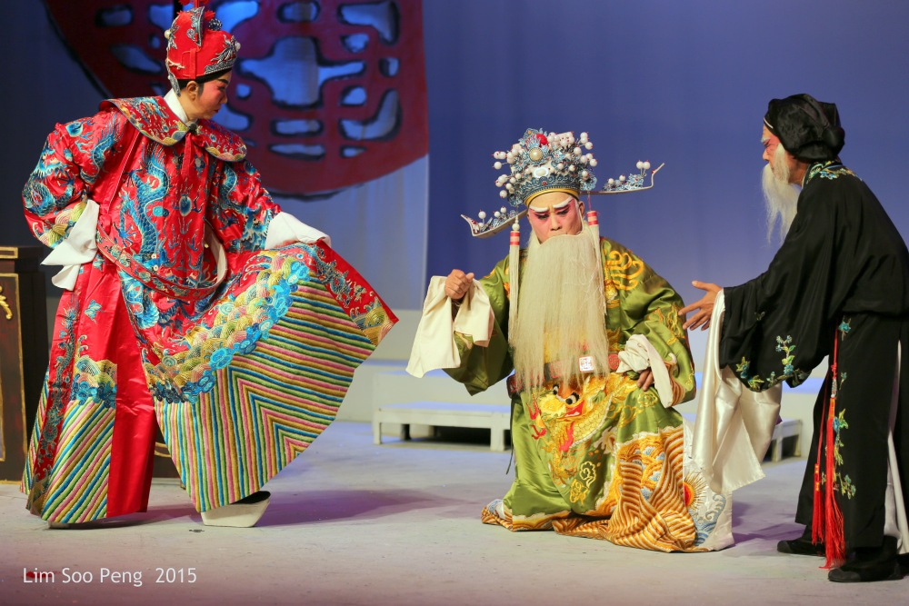 Teochew Opera ~ The Tale of the Dragon Princess.