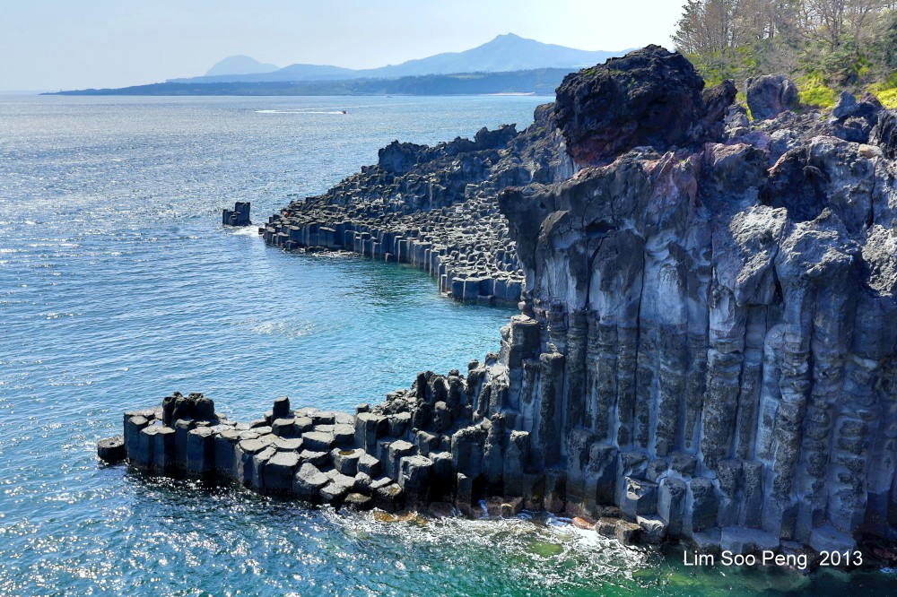 "Developing Your Eye II, Day Six: ""Landscape"" from Jeju Island of Korea"