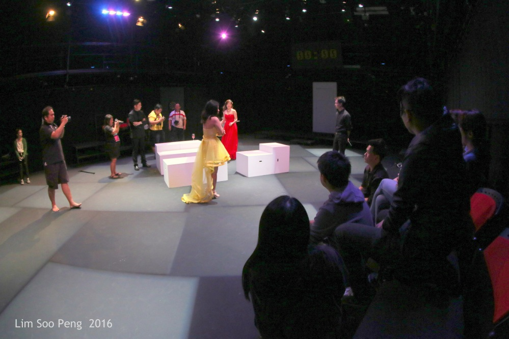 """""""PLAY"""", is presented in a unique story-telling technique, creating a brand new theatre experience for audiences!"""