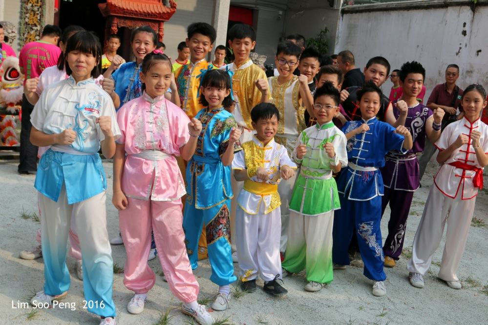 Photographic Society of Penang's Martial Arts Event this morning.