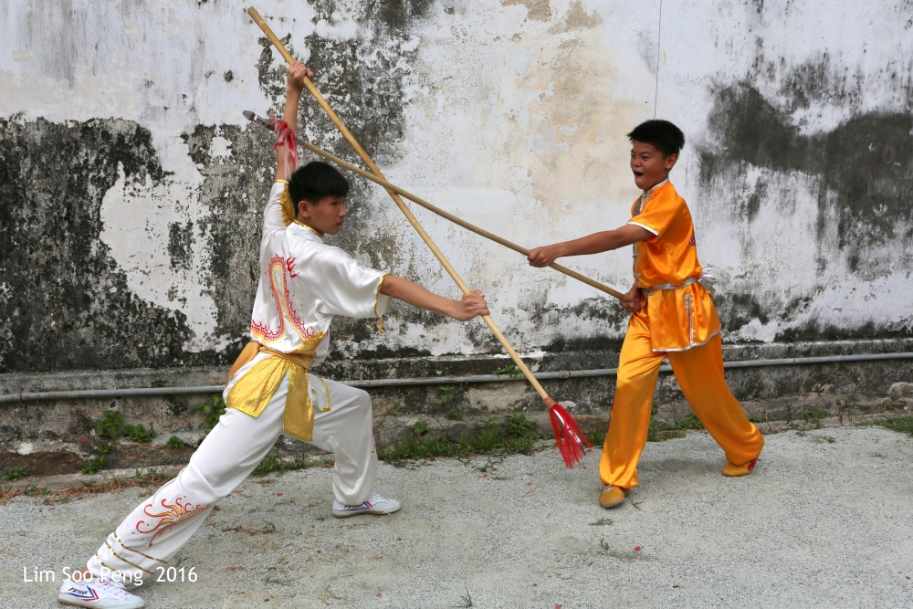 Photographic Society pf Penang's Martial Arts Event on Wednesday, 6th July, 2016 at Loh Pun Hong the Carpenters' Guild, Love Lane, Penang.