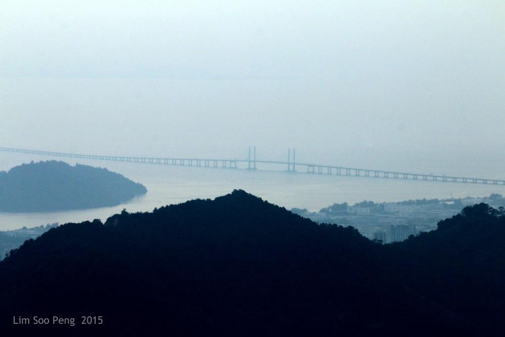 The First Penang Bridge