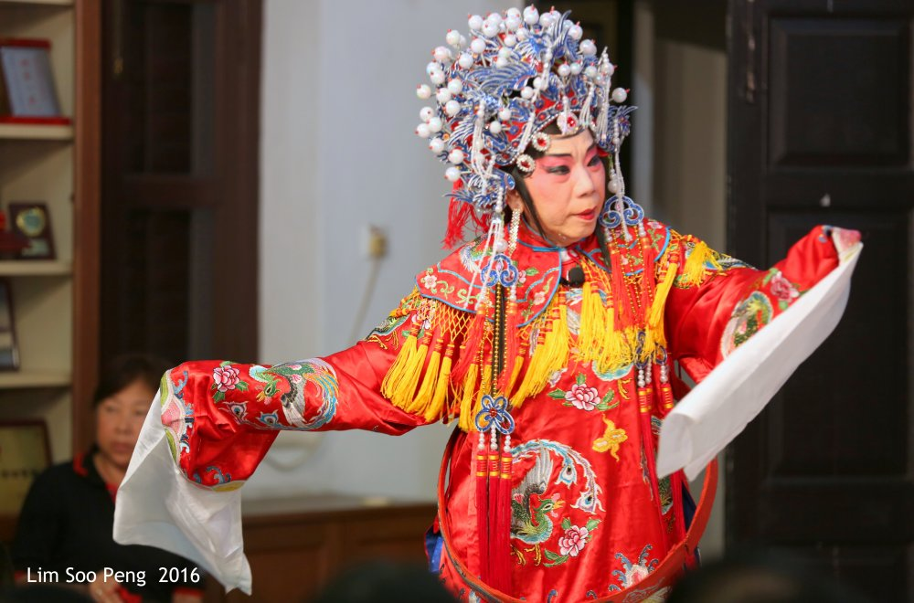 Teochew Opera ~ The Trial at Kaifeng - Part 7