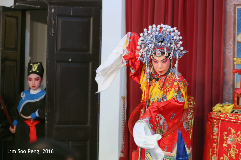 Teochew Opera ~ The Trial at Kaifeng - Part 8