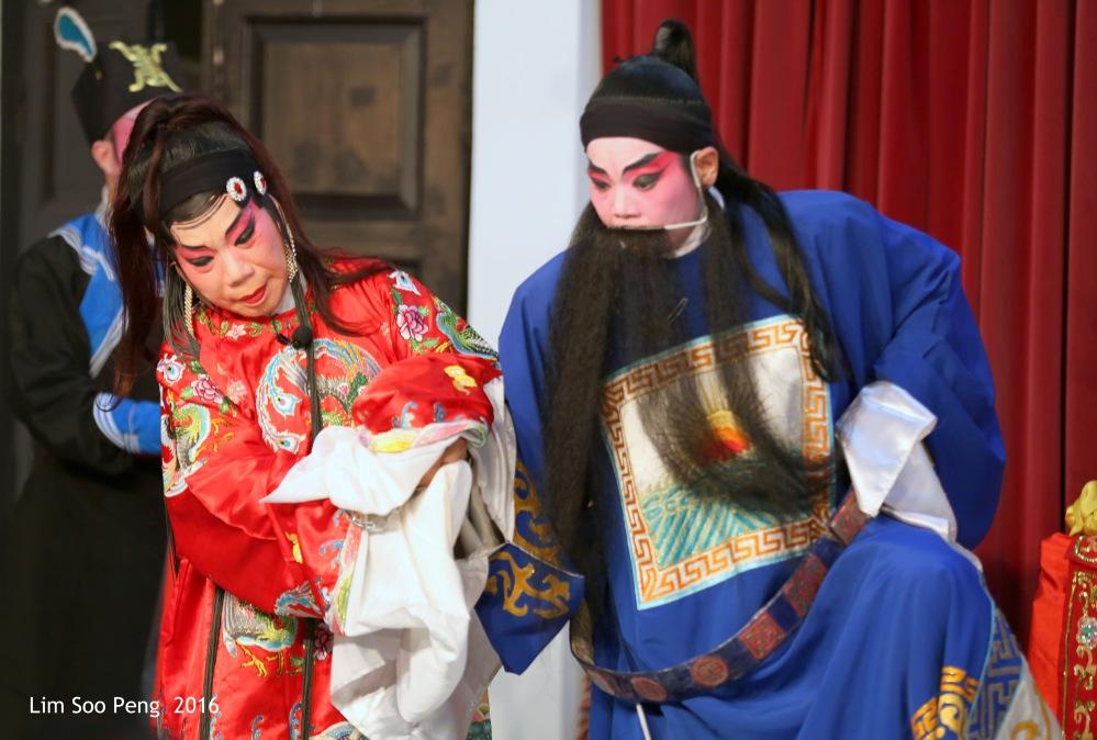 Trial at Kaifang 245