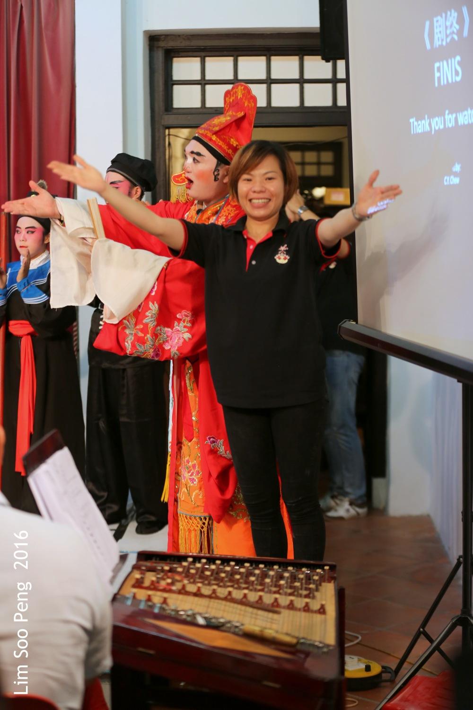 Trial at Kaifang 266