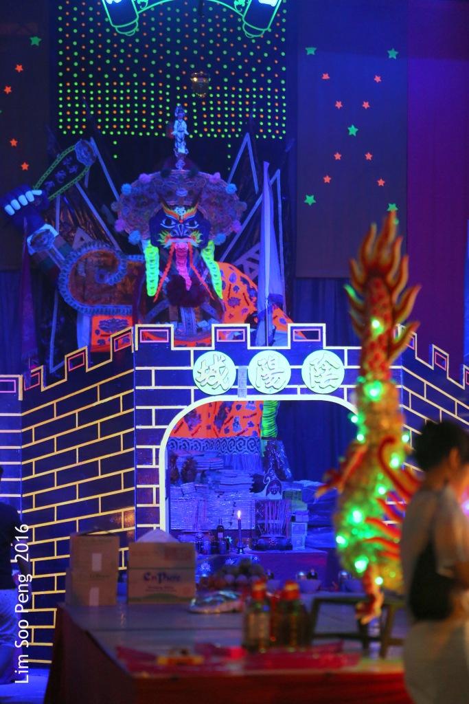 Lim Jetty's Hungry Ghost Festival 2016 - Scene taken on Thursday, 18 August 2016 night.