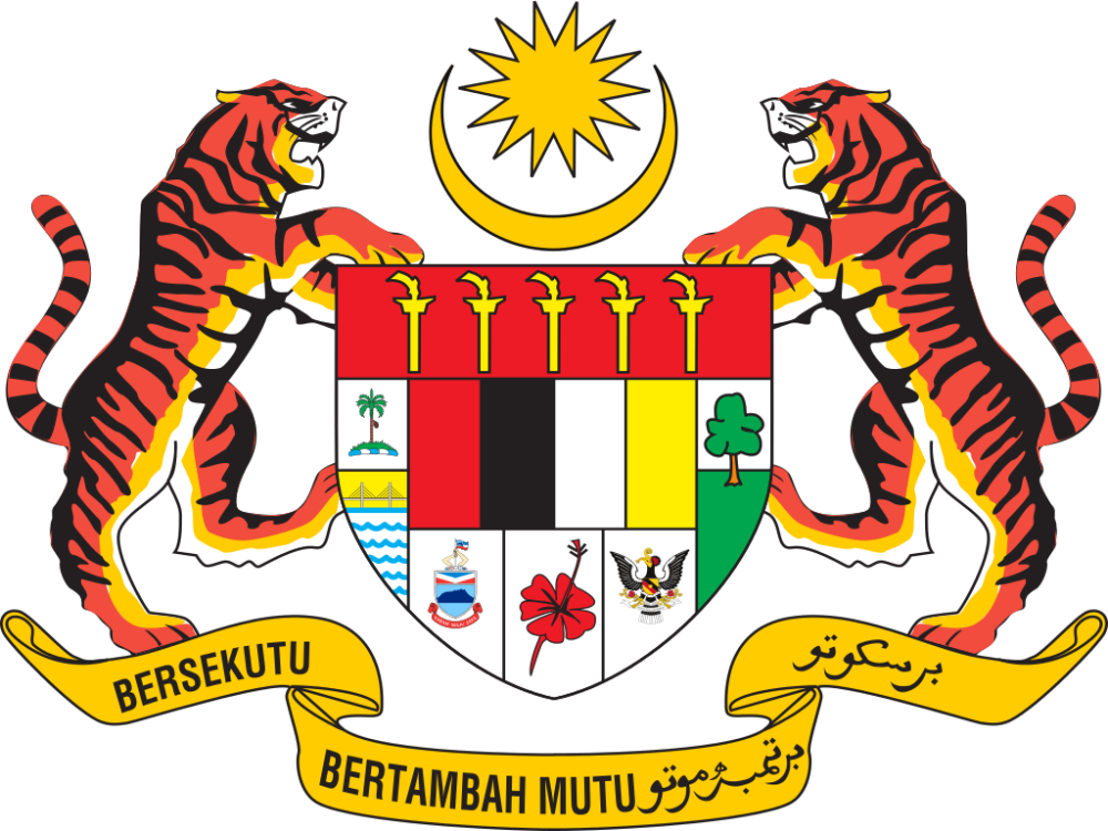 Coat of Arms of Malaysia