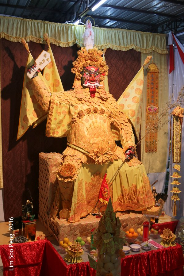 Sian Chye Tong's Hungry Ghost Festival on Saturday, 27 August, 2016 ~ Part 1
