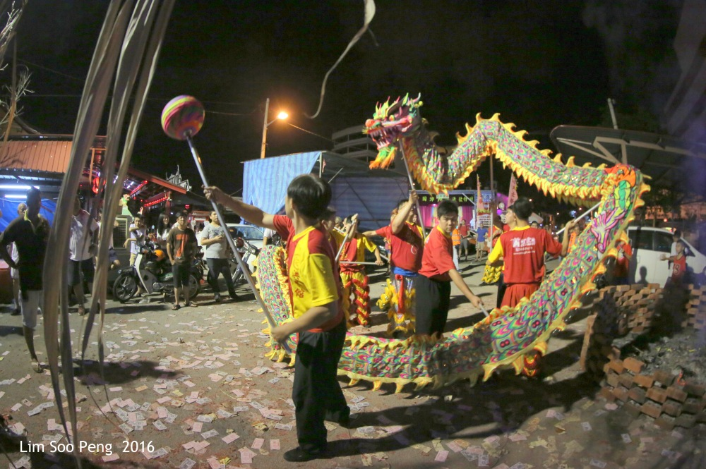 Tai Soo Yah at Lim Jetty, Weld Quay, Penang on the final night of Monday 22 August, 2016.