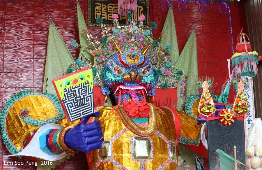The Second Biggest Tai Soo Yah Image in Penang