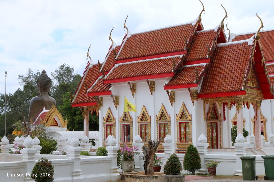 Phra Mahathat Chadi Phra Phutthammaprakat, Betong, Thailand