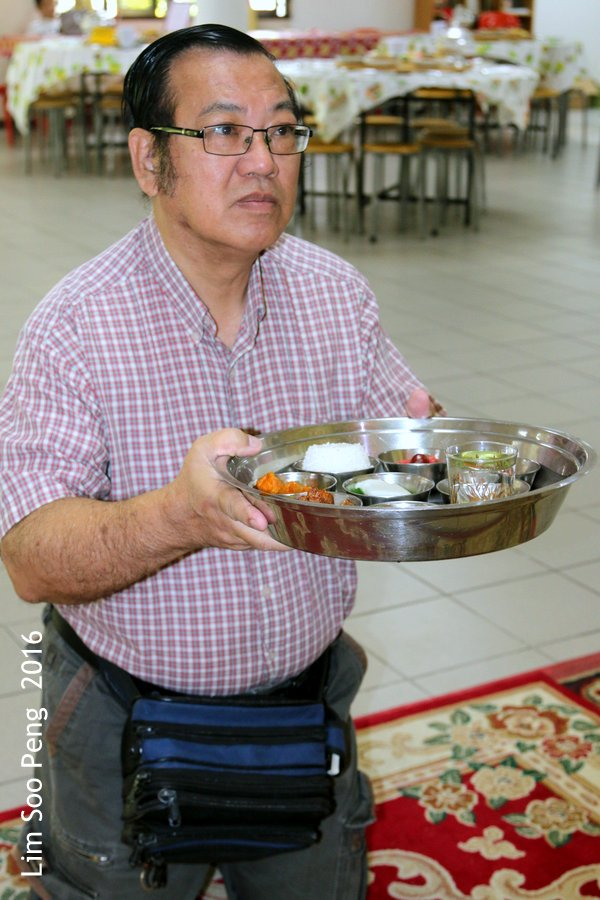 Dana for my Grandfather - the late Lim Chong Poh