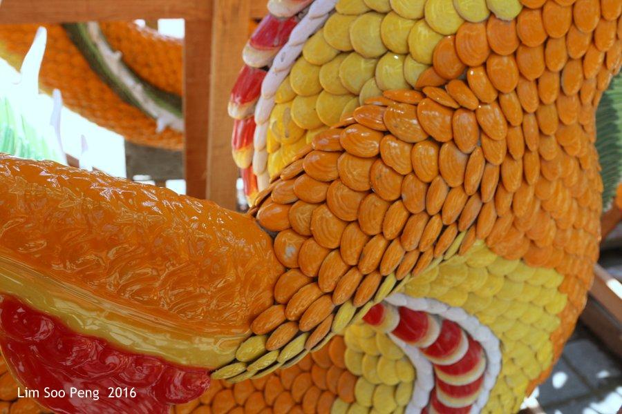 Building a new Taoist Temple in Parit Buntar, Perak.