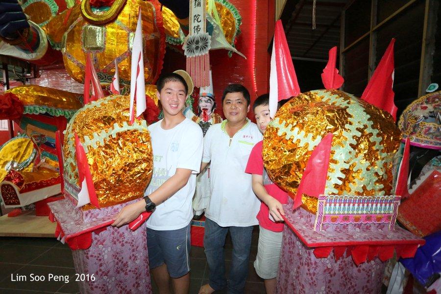 Historical final burning of Prai's Tai Soo Yah ~ Part 1