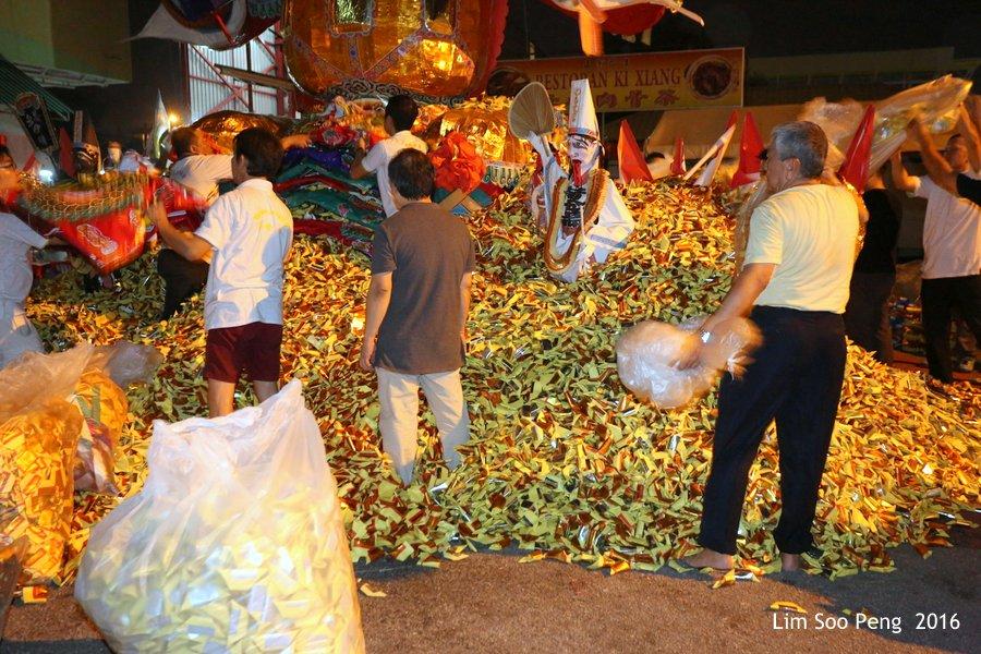 Historical final burning of Prai's Tai Soo Yah ~ Part 2