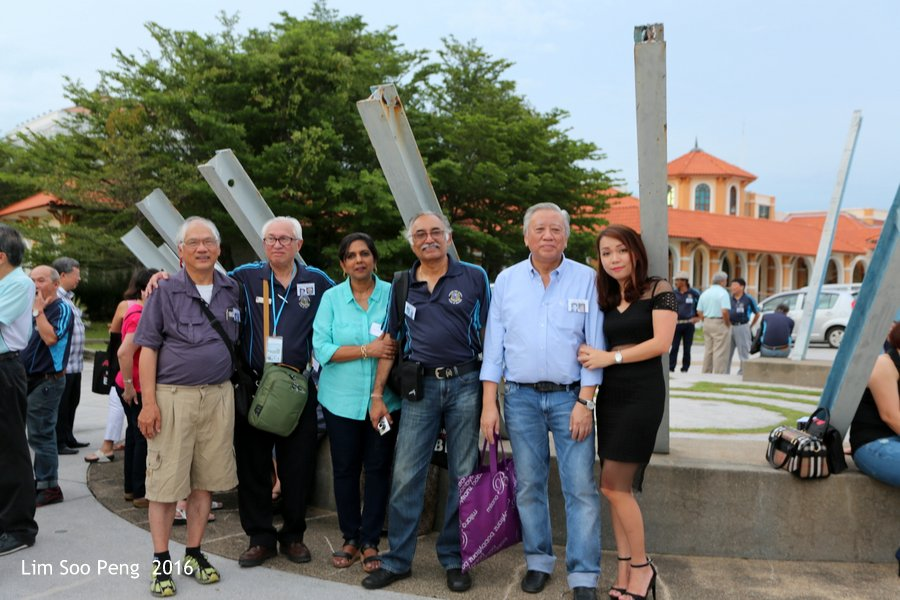 Ferry Cruise of Penang Free School Class of 1964 to 1970 ~ Part 2
