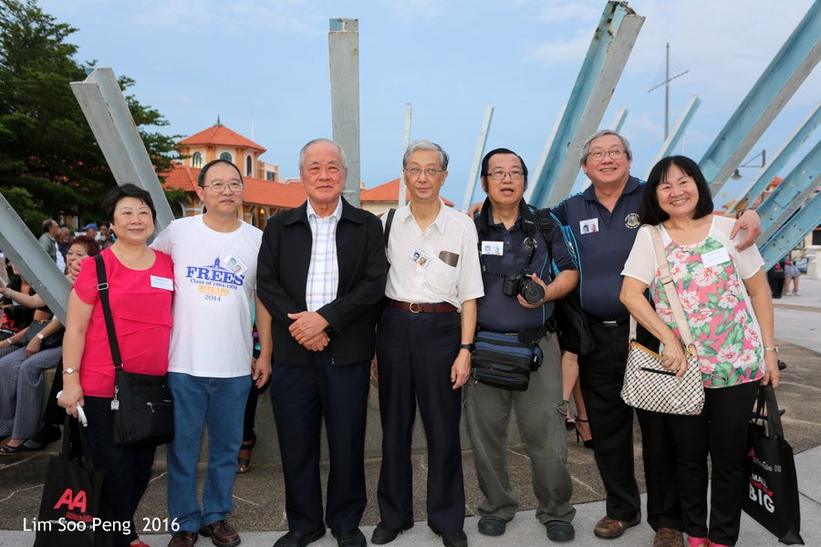 Ferry Cruise of Penang Free School Class of 1964 to 1970 ~ Part 3 on Thursday, October 20, 2016.