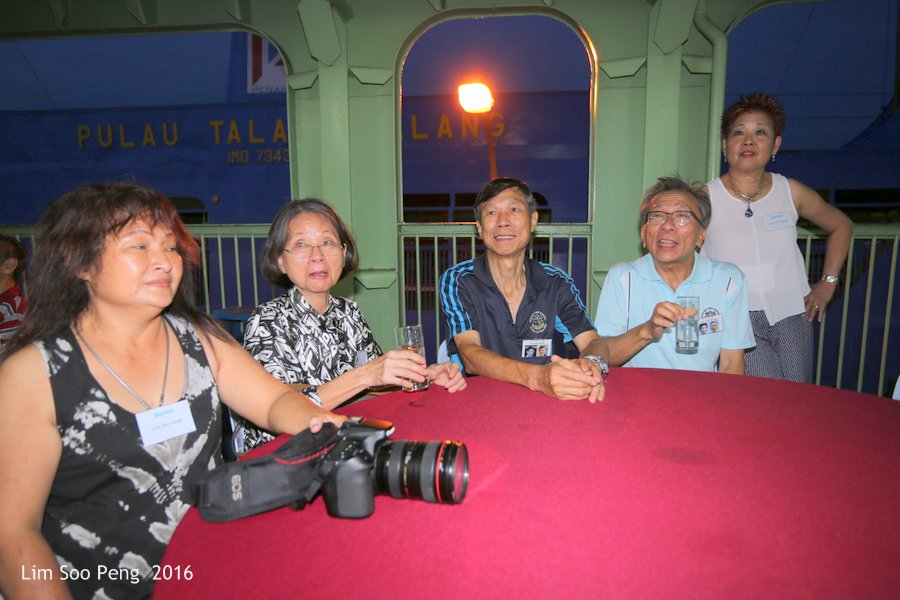 Ferry Cruise of Penang Free School Class of 1964 to 1970 ~ Part 4 on Thursday, October 20, 2016