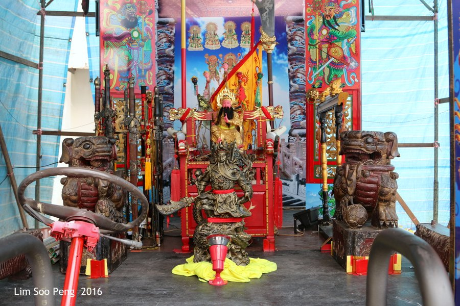 The Nine Emperor Gods Festival ( Chinese: 九皇爺 ) ~ Part 2