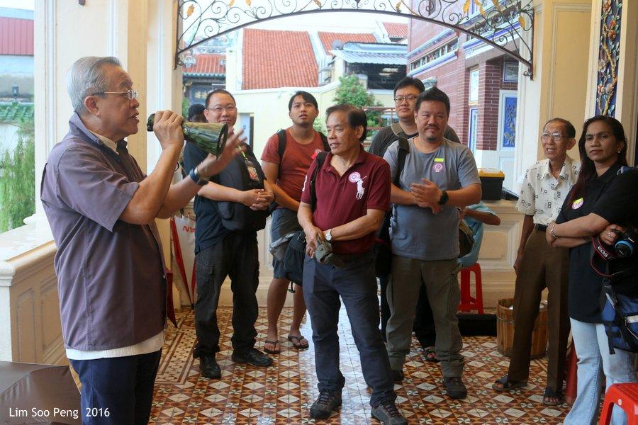 Photographic Society of Penang's Photo Outing to Cheah Kongsi, Penang
