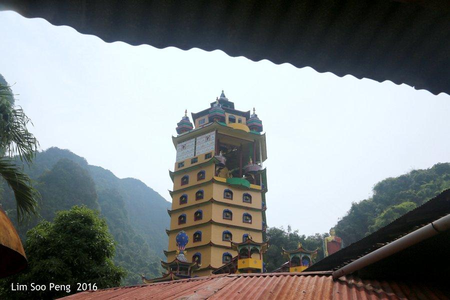 Medicine Buddha Ceremony of the Ipoh Tibetan Temple at Tambun, Perak.