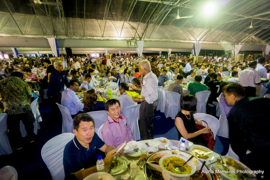 Penang Free School Bicentenary Dinner on October 21, 2016 ~ Part 6