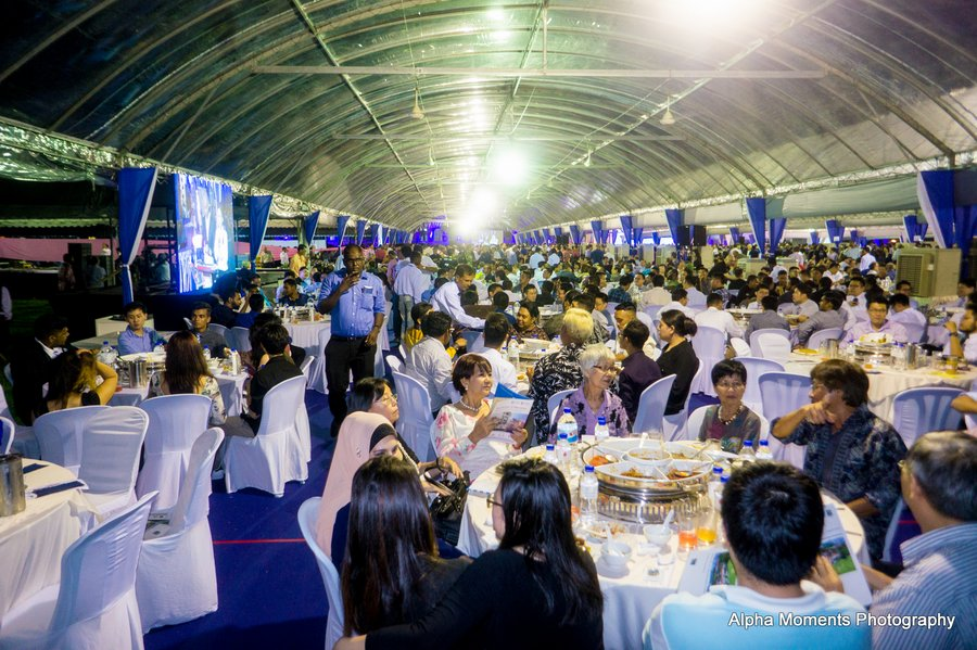 Penang Free School Bicentenary Dinner on October 21, 2016 ~ Part