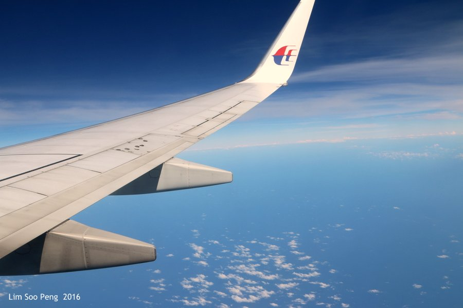 Burma Trip 2.1 - We are flying with our national carrier - MAS.