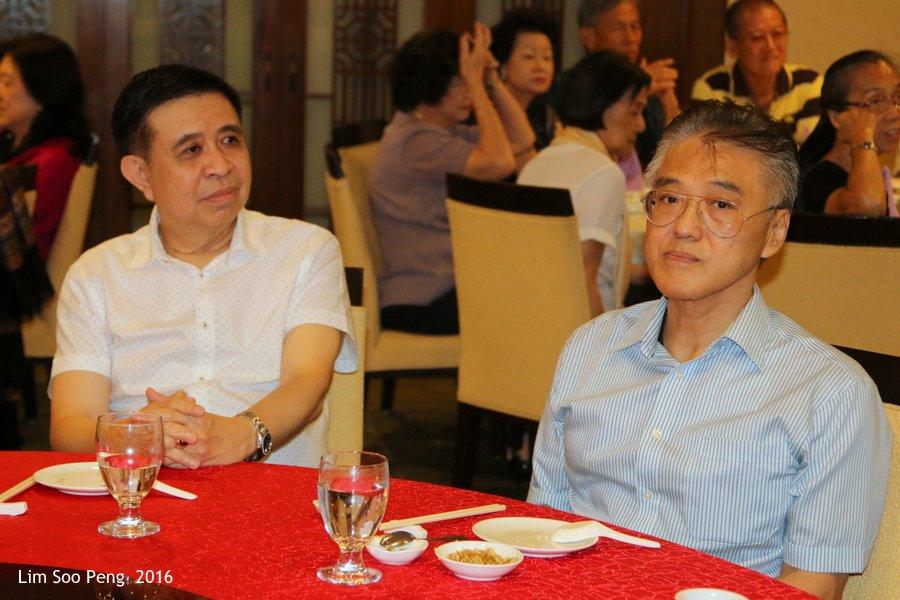Tonight ( Saturday, 26 November, 2016 ) was the Ex-Sandilands Get-Together Dinner at Equatorial Hotel, Penang.