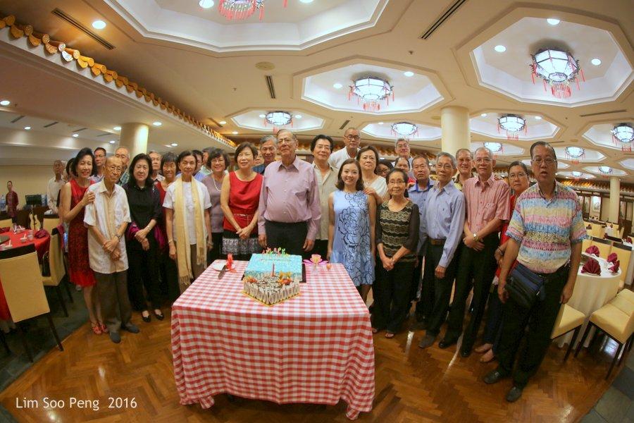 Tonight was the ExSandilands Get-together Dinner at Equatorial Hotel, Penang.