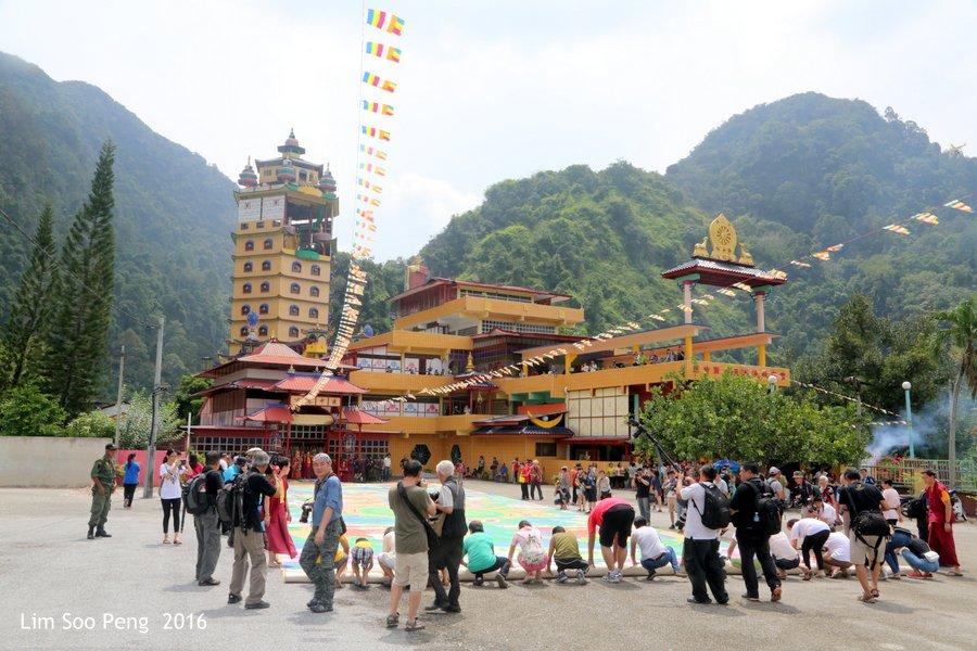 Medicine Buddha Ceremony of the Ipoh Tibetan Temple at Tambun, Perak ~ Part 4