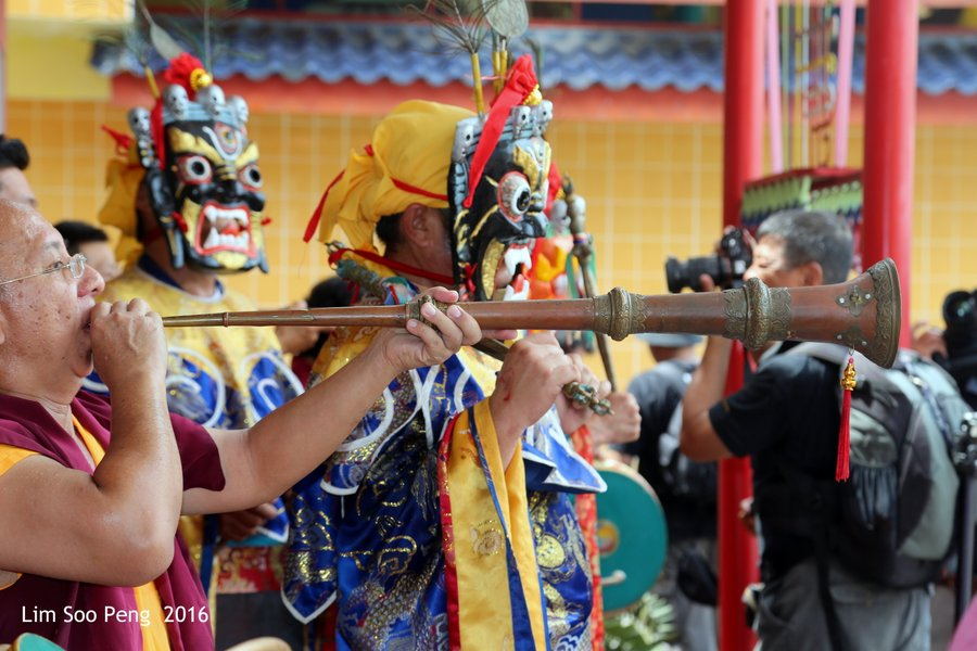 Medicine Buddha Ceremony of the Ipoh Tibetan Temple at Tambun, Perak ~ Part 5