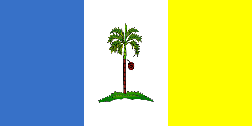 The nuts which Pulau Pinang is named after .. the betel or areca nuts as seen in our flag.