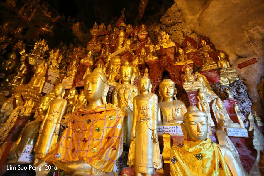 Day 2.6 - Pindaya Caves of Pindaya, Shan State, Burma (Myanmar)