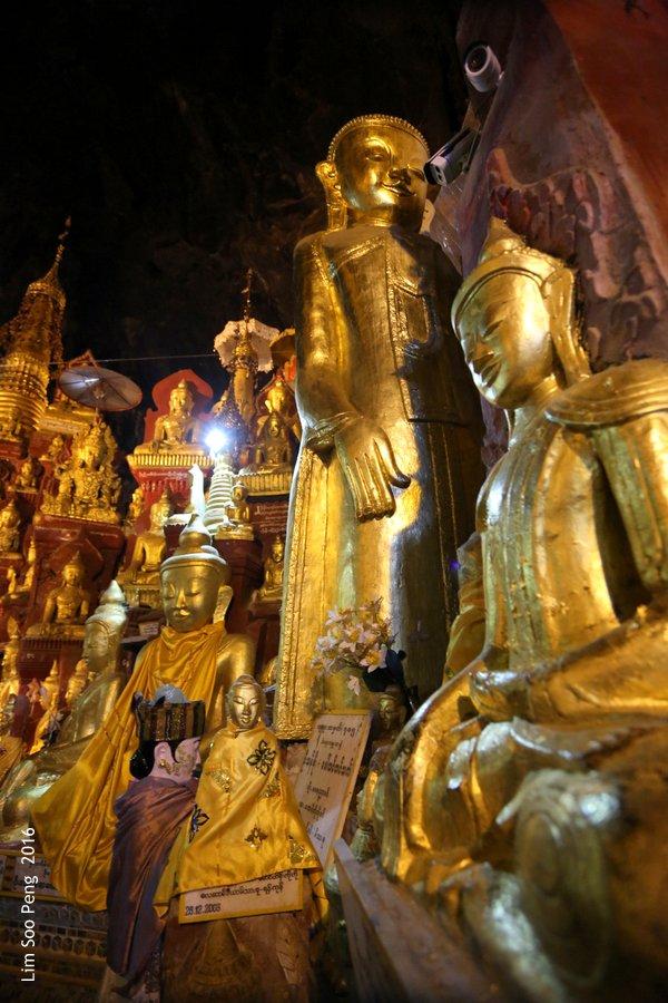 Day 2.8 - Pindaya Caves of Pindaya, Shan State, Burma (Myanmar)