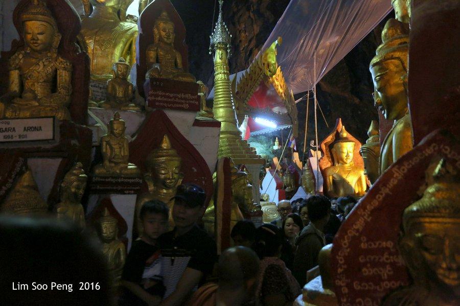 Day 2.9 - Pindaya Caves of Pindaya, Shan State, Burma (Myanmar)