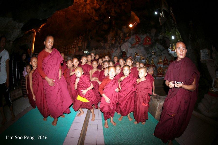 Day 2.18 – Pindaya Caves of Pindaya, Shan State, Burma (Myanmar)