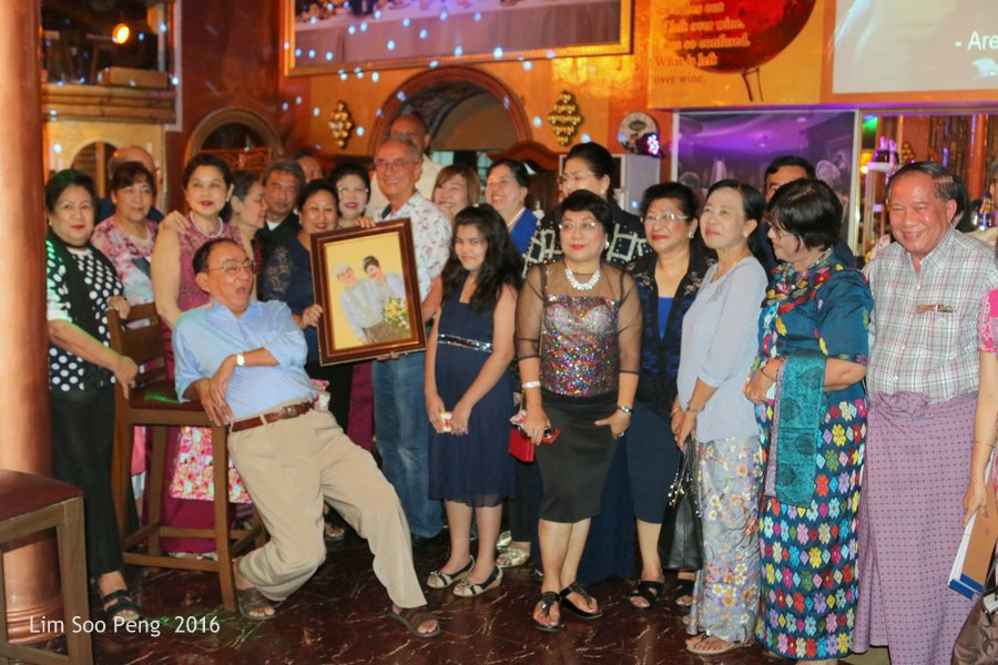 """"""" Night Out at the Black Hat """" - Our Family Adventure in Myanmar or Burma ~ Night 2.14"""