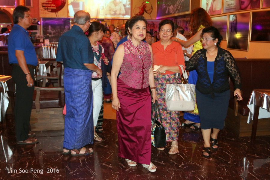 """ Night Out at the Black Hat "" - Our Family Adventure in Myanmar or Burma ~ Night 2.16"