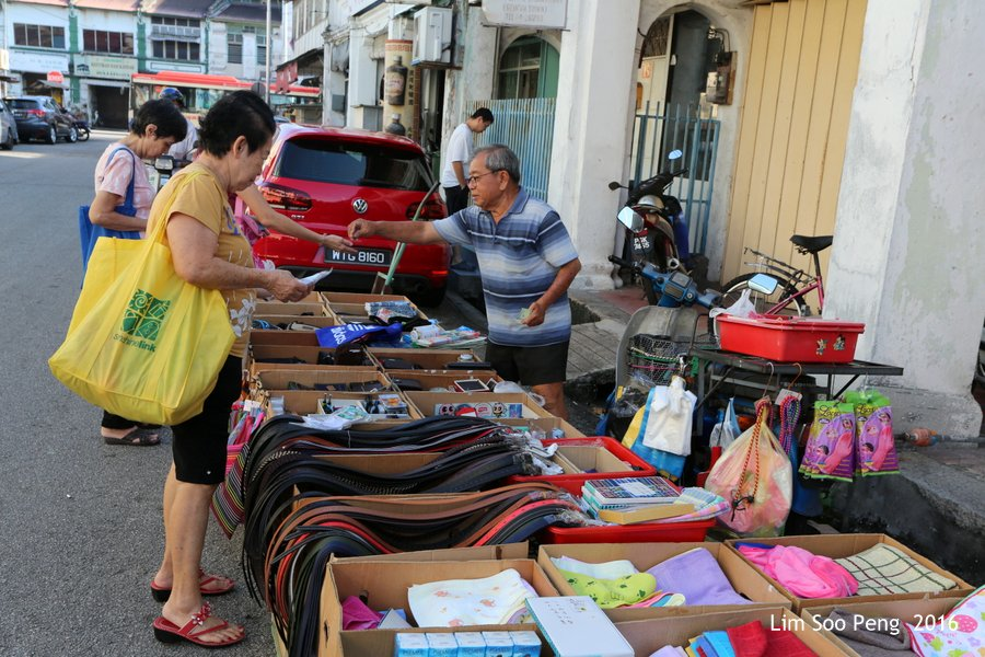 George Town's Street Photography