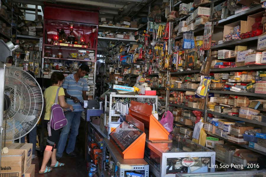 George Town's Street Photography - Hardware Store