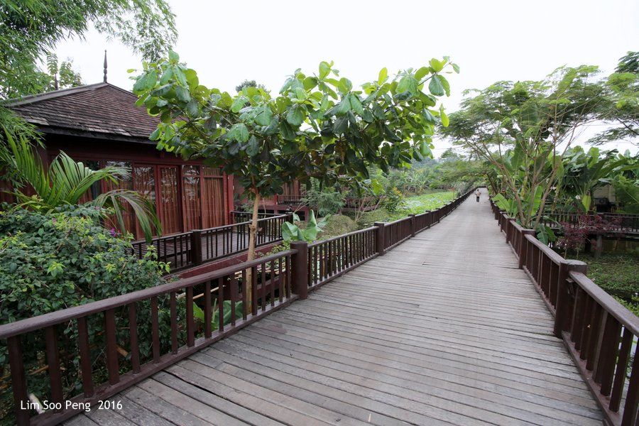The Aureum Palace Resort and Spa of Inle Lake, Myanmar ~ Part 5