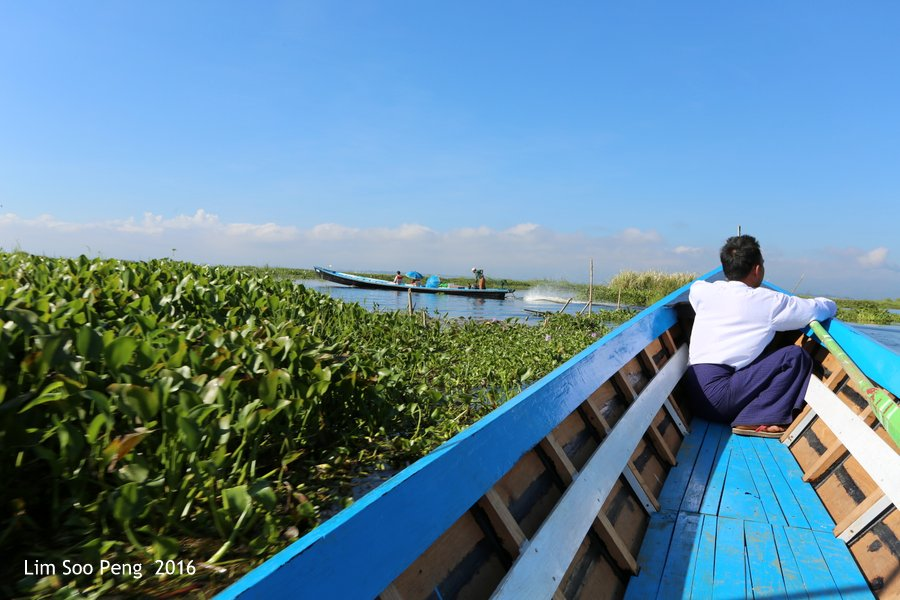 Day 4.1 - Our Burma Tour ~ Water Tour of Inle Lake