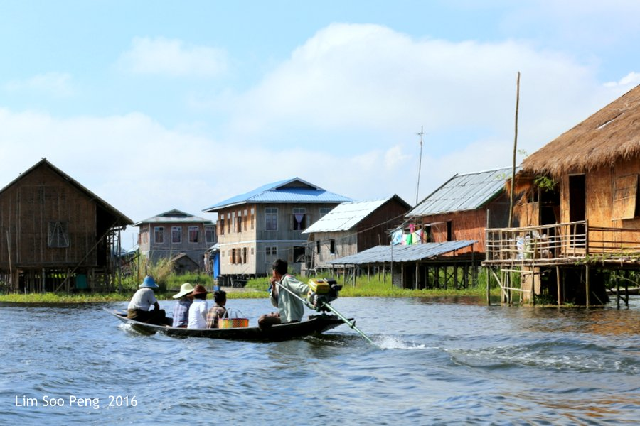 Day 4.2 - Our Burma Tour ~ Water Tour of Inle Lake