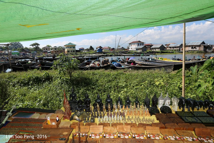 Day 4.3 - Our Burma Tour ~ Water Tour of Inle Lake