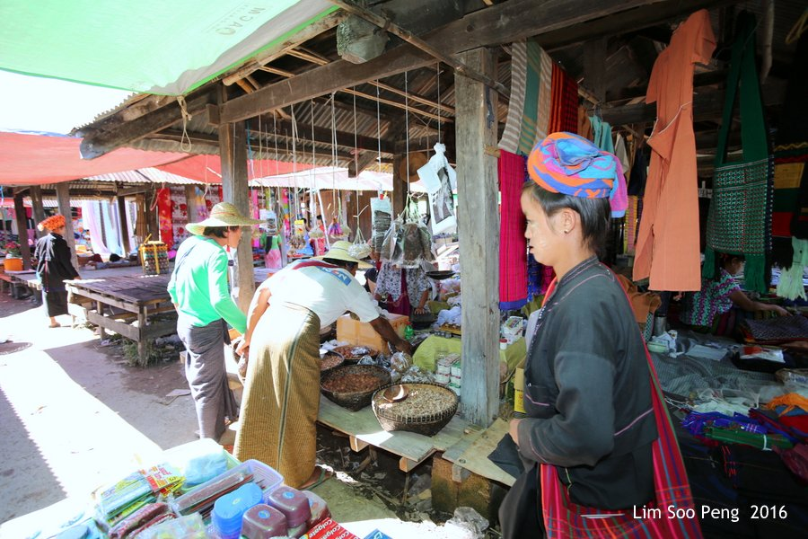 Day 4.4 - Our Burma Tour ~ Water Tour of Inle Lake